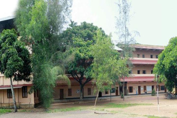 Chinmaya Vidyalaya-Playground