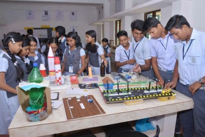 Chinmaya Vidyalaya-Science Exhibition