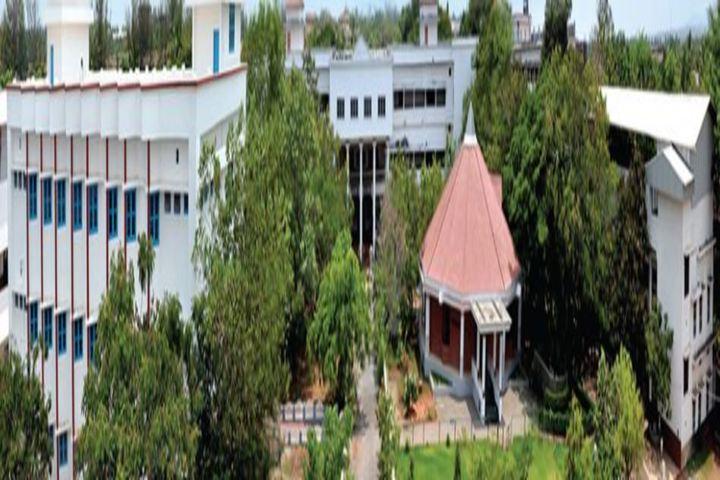 Chinmaya Vidyalaya-Campus