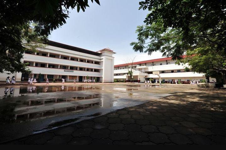 Chinmaya Vidyalaya-Campus Over View