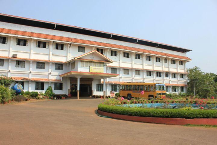 Chinmaya Vidyalaya-School Building