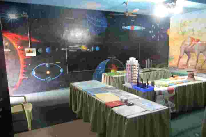 Chinmaya Vidyalaya-Social Lab