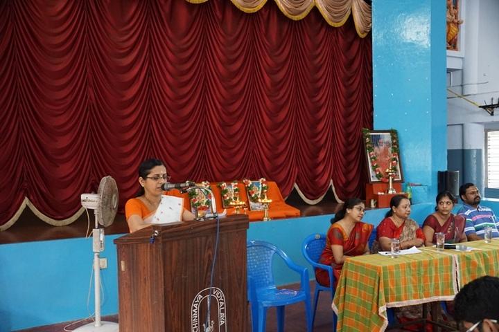 Chinmaya Vidyalaya-Alumni Meet
