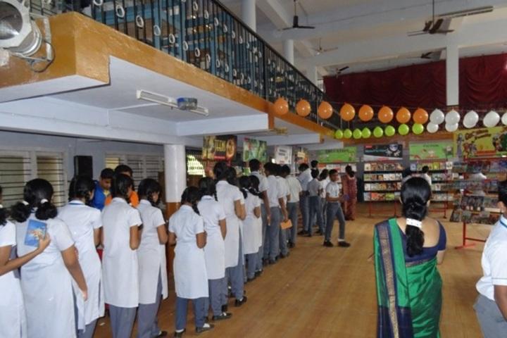 Chinmaya Vidyalaya-Book Fair