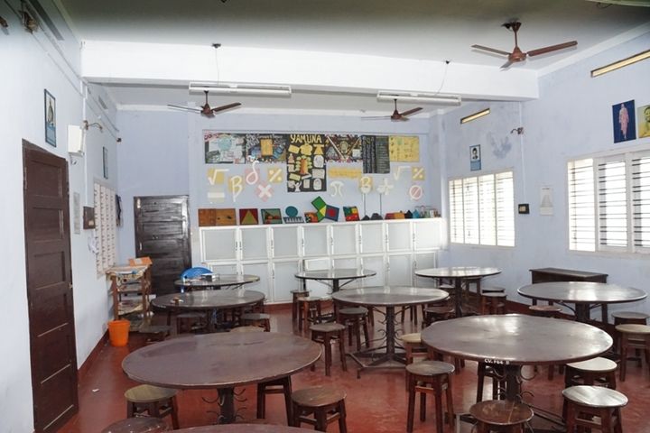Chinmaya Vidyalaya-Maths Lab