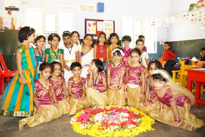 Chinmaya Vidyalaya-Onam Celebrations