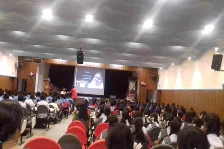Chinmaya Vidyalaya-Auditorium