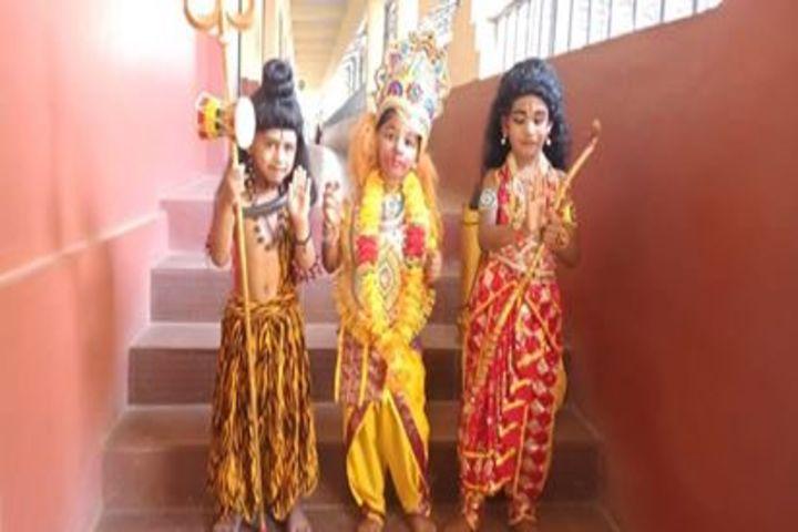 Chinmaya Vidyalaya-Fancy Dress Competition