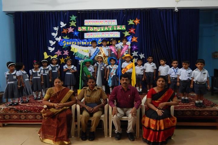 Chinmaya Vidyalaya-Graduation Day
