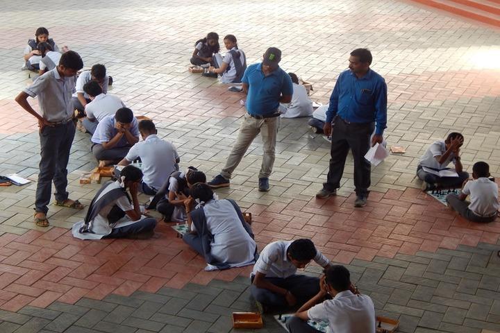 Chinmaya Vidyalaya-Indoor Games