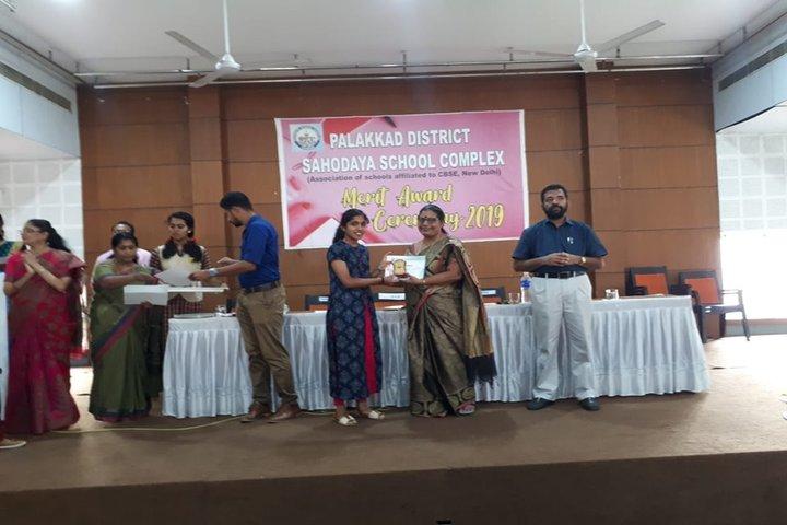 Chinmaya Vidyalaya-Merit Award Distribution