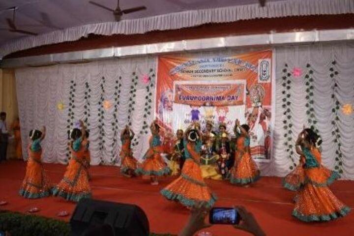 Chinmaya Vidyalaya-Cultural Dance
