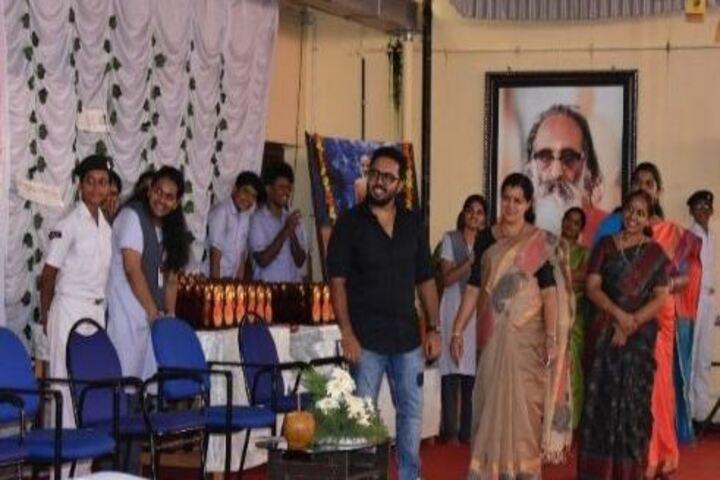 Chinmaya Vidyalaya-Events