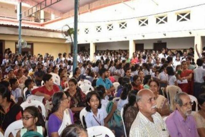 Chinmaya Vidyalaya-Meeting