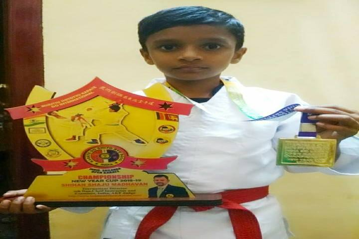 Chinmaya Vidyalaya Badiadka-Achievement
