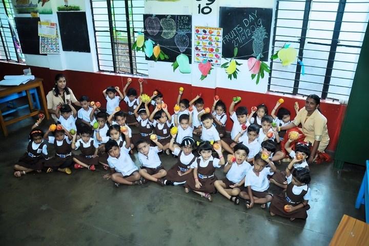 Chinmaya Vidyalaya Badiadka-Classroom Activity