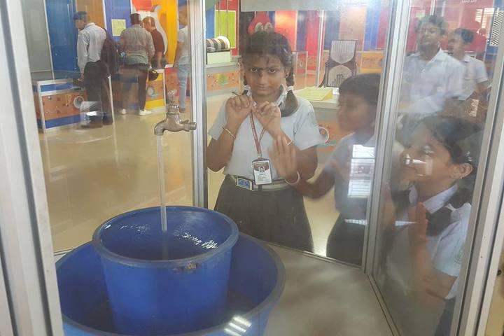 Chinmaya Vidyalaya Badiadka-Educational Trip
