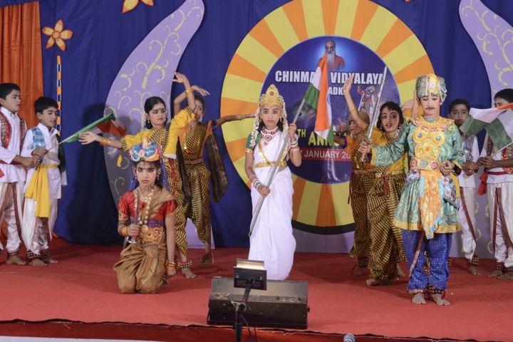 Chinmaya Vidyalaya Badiadka-Independence Day