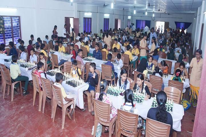 Chinmaya Vidyalaya Badiadka-Indoor Games