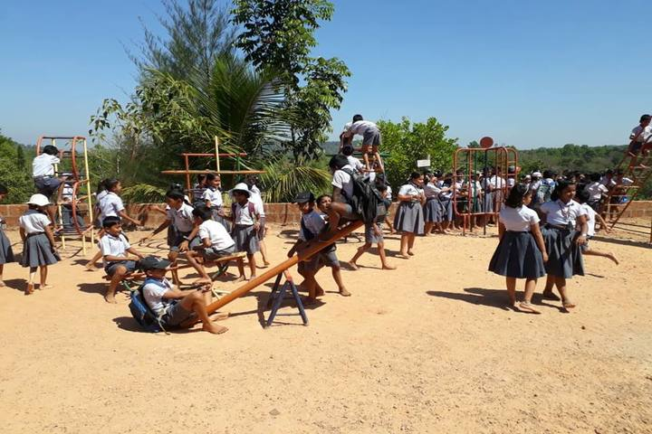 Chinmaya Vidyalaya Badiadka-Playing Area