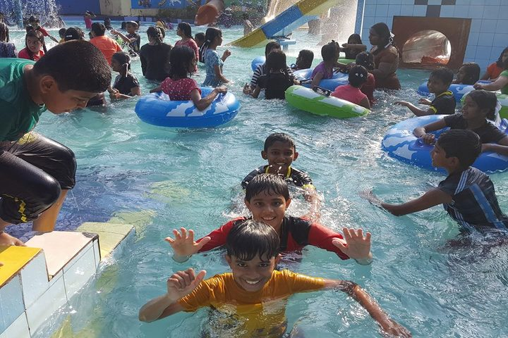 Chinmaya Vidyalaya Badiadka-Swimming Pool