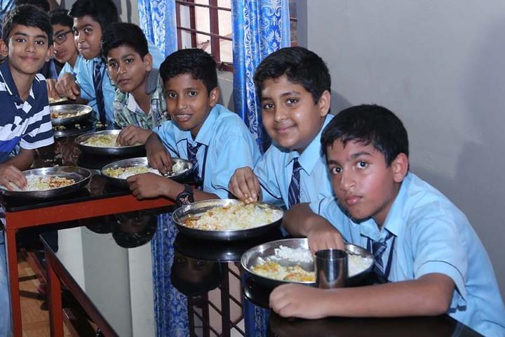 Christ Central School-Canteen