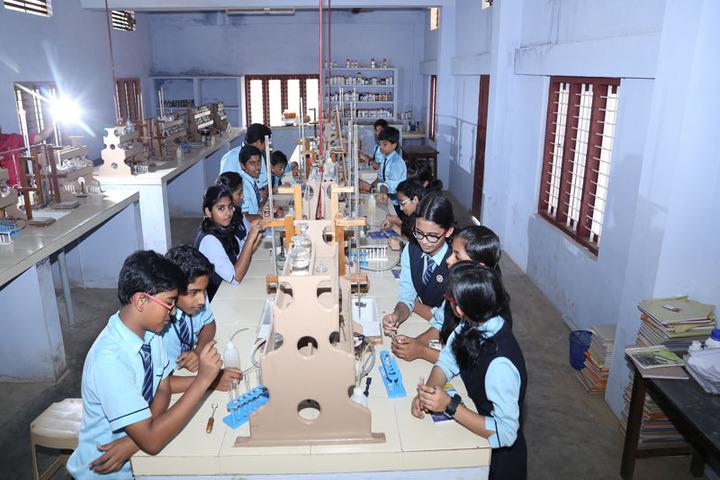 Christ Central School-Lab