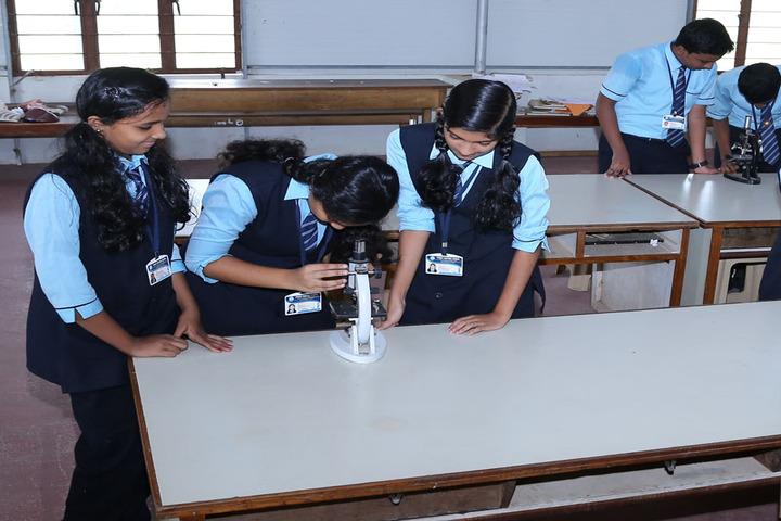 Christ Central School-Physics Lab