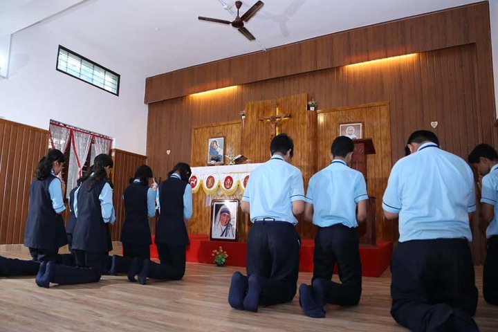 Christ Central School-Prayer Room