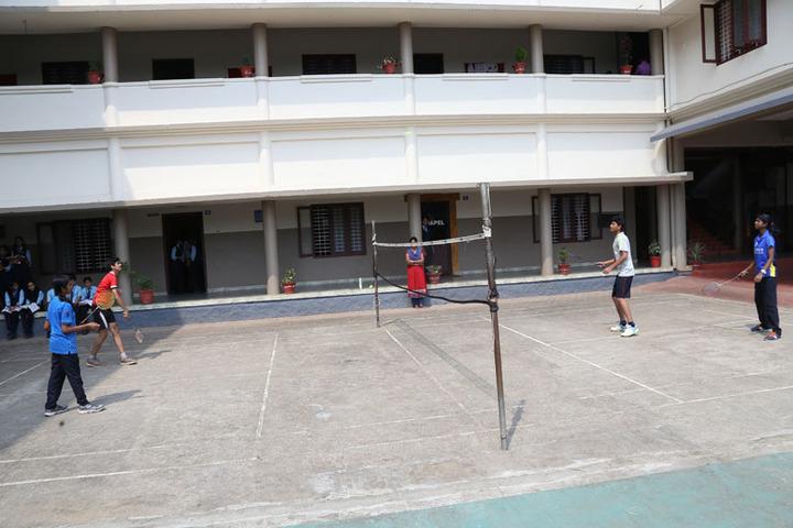 Christ Central School-Sports