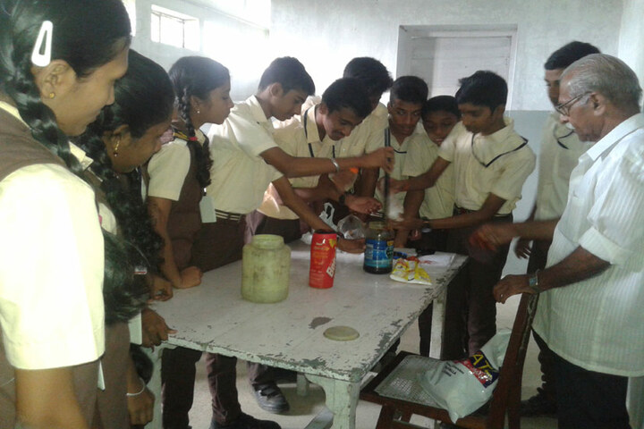 Christ Church Vidyapith-Science Exhibition