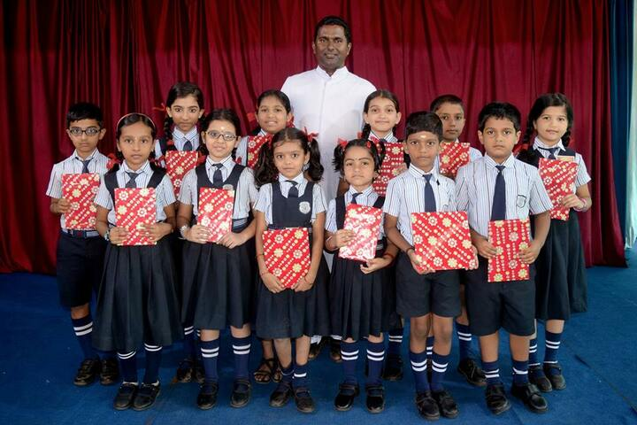 Christ Cmi Public School-Annual Prize Distribution