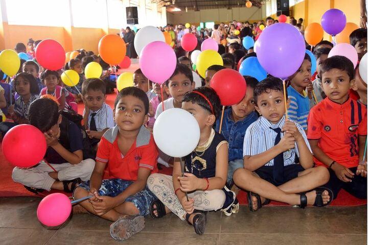 Christ Cmi Public School-Classroom Activity