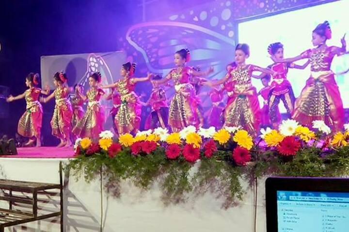 Christ Cmi Public School-Cultural Fest