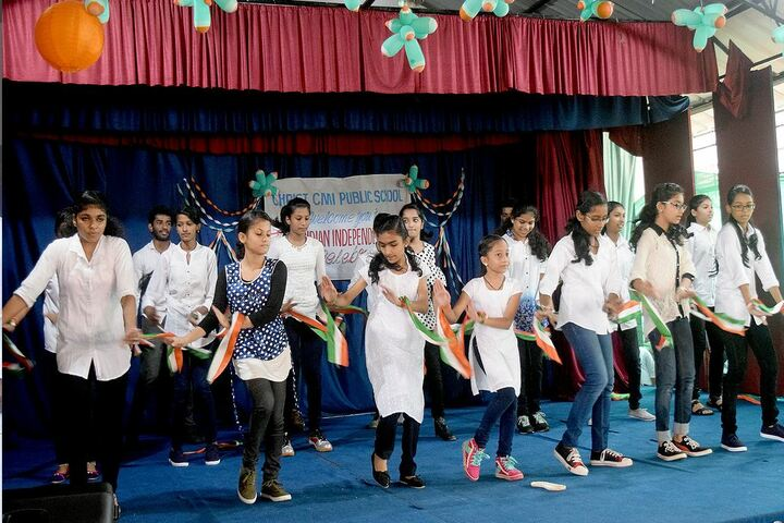 Christ Cmi Public School-Independence Day