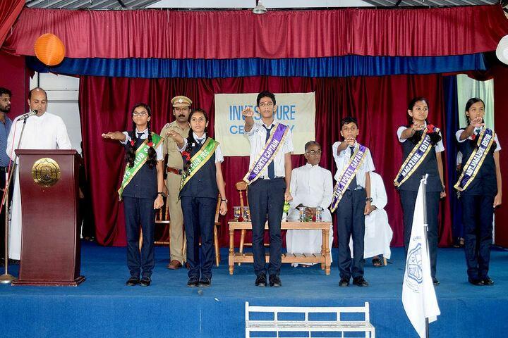 Christ Cmi Public School-Investiture Ceremony