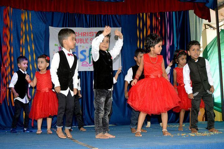 Christ Cmi Public School-Kids Fest