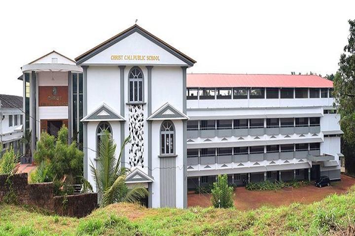 Christ Cmi Public School-School Building