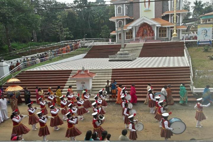 Christhujyothi English Medium School-School Activity