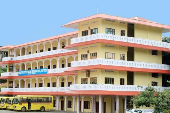 Christhujyothi English Medium School-Campus View
