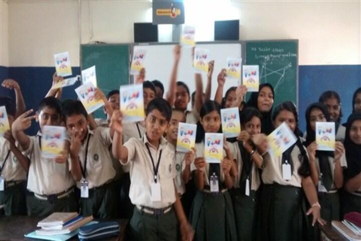 Christva Mahilalayam Public School-Childrens Day