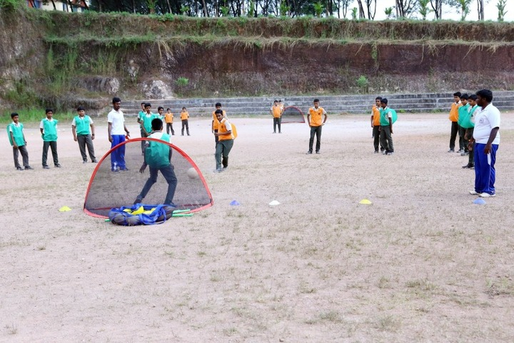 Christva Mahilalayam Public School-Play Ground