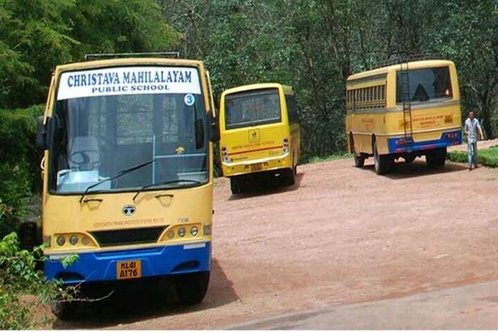 Christva Mahilalayam Public School-Transportation