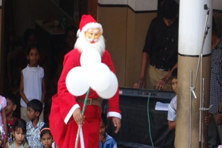 Cluny Public School-Christmas Celebrations
