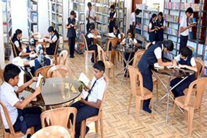 CMI Christ School-Library