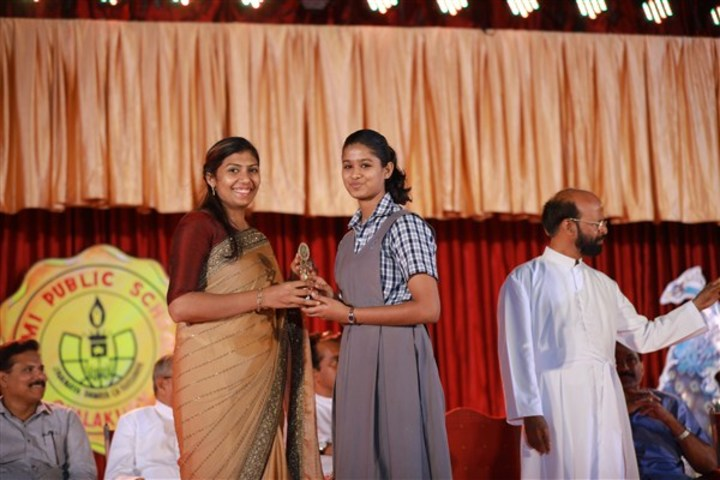 CMI  Public School-Annual Prize Distribution Day