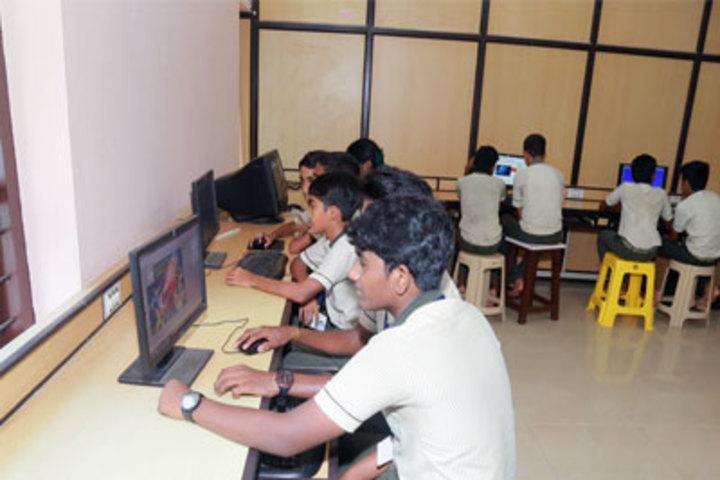 Co-Operative Public School-Computer Lab