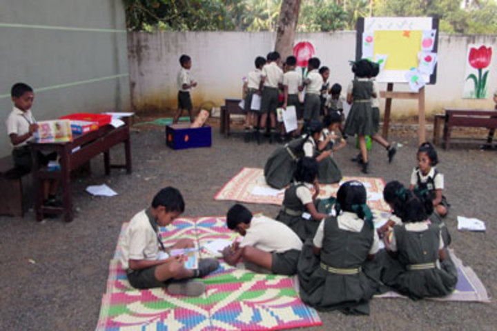 Co-Operative Public School-Drawing Competition