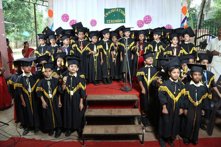 Co-Operative Public School-Graduation Day