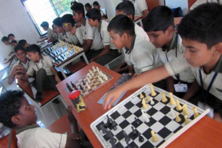 Co-Operative Public School-Indoor Games